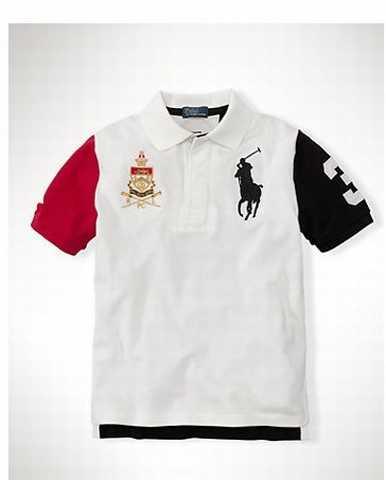 Polos Lauren Ralph Taille Junior Grande tee Shirt TF13lJKc
